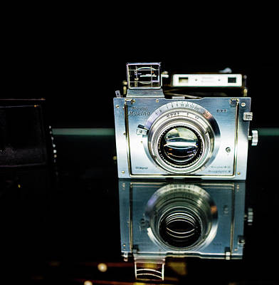 Photograph - Makina Camera by M G Whittingham