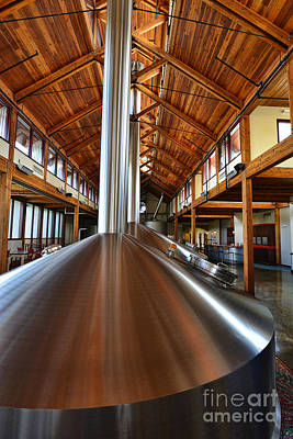 Fort Collins Photograph - Making Beer by Keith Ducker