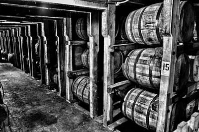 Photograph - Making Bourbon by Joseph Caban