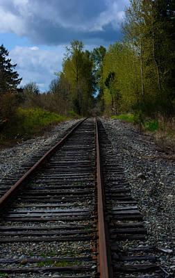 Photograph - Making Tracks by Tikvah's Hope
