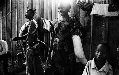 Photograph - Joyful Outlook  by Muyiwa OSIFUYE