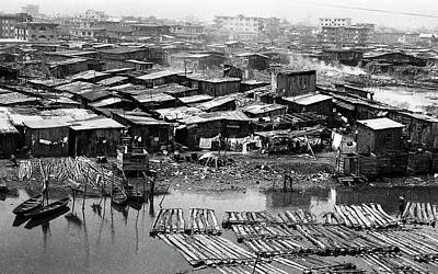 Photograph - Makoko And Environ by Muyiwa OSIFUYE