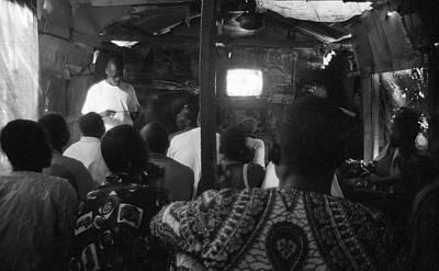 Photograph - Afternoon Movie - Who Has Paid by Muyiwa OSIFUYE