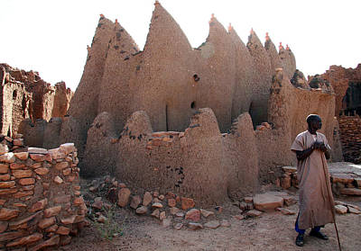 Dogon Country Photograph - Makou 2007 by Huib Blom