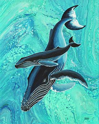 Painting - Makuwahine Aloha by Darice Machel McGuire