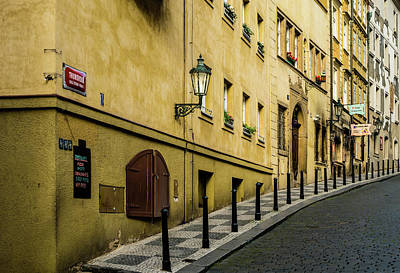 Photograph - Mala Strana by M G Whittingham