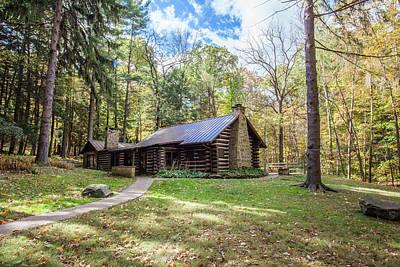 Photograph - Malabar Cabin by Lon Dittrick