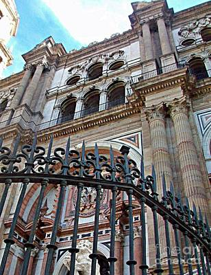 Photograph - Malaga-2010-1 by Rezzan Erguvan-Onal