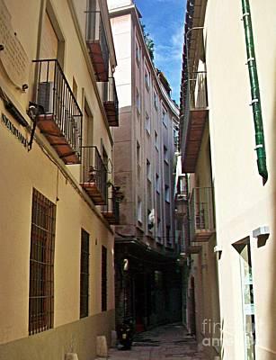 Photograph - Malaga-2010-19 by Rezzan Erguvan-Onal
