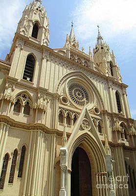 Photograph - Malaga Church 1 by Randall Weidner