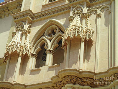 Photograph - Malaga Church 4 by Randall Weidner