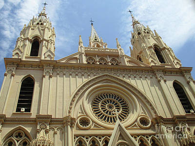 Photograph - Malaga Church 6 by Randall Weidner