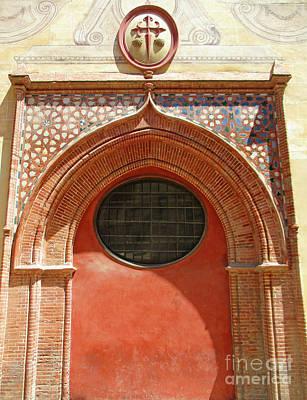 Photograph - Malaga Church 8 by Randall Weidner