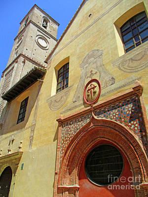 Photograph - Malaga Church 9 by Randall Weidner