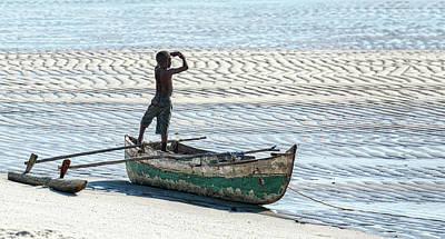Photograph - Malagasy Boy by Jennifer