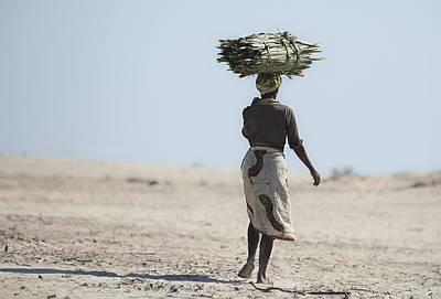 Photograph - Malagasy Woman by Jennifer