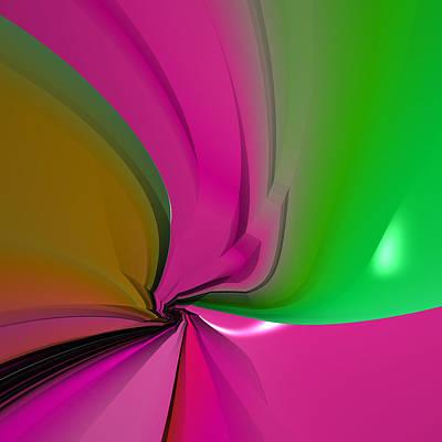 Digital Art - Malaprophy by Andrew Kotlinski