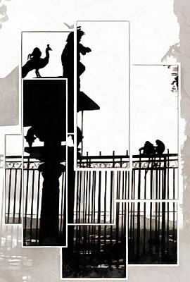 Photograph - Malaysian Shadows by Dorothy Berry-Lound
