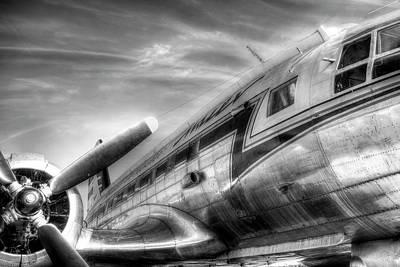 Photograph - Malev Airlines Ilyushin Il-14 by David Pyatt