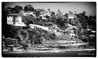 Photograph - Malibu Living by John Rizzuto