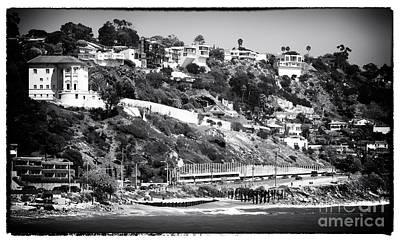 Photograph - Malibu Living by John Rizzuto