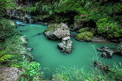Photograph - Maling River Gorge, Xingyi, China by Judith Barath