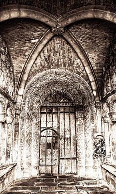 Photograph - Malmesbury Abbey by Lexa Harpell