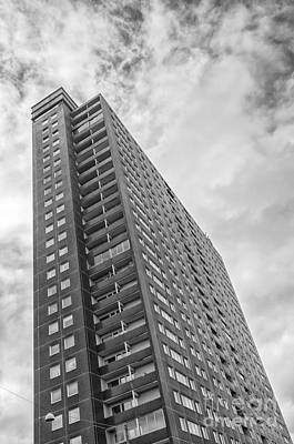 Malmo Photograph - Malmo High Rise by Antony McAulay