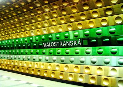 Photograph - Malostranska by Michelle Dallocchio