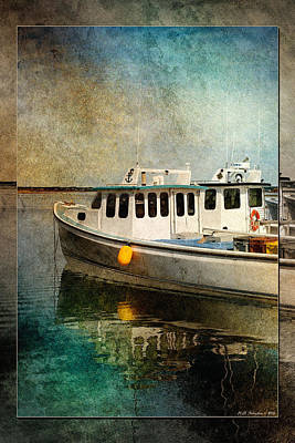 Photograph - Malpeque Harbour by WB Johnston