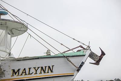 Photograph - Malynn Fishing Boat  by John McGraw