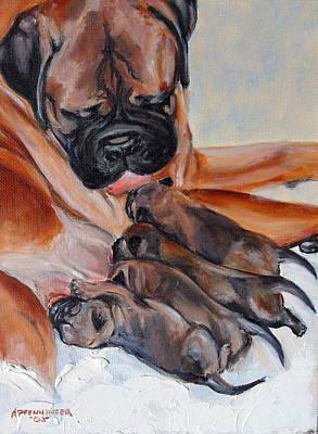 Mama Love Art Print