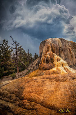 Photograph - Mammoth Under Storm by Rikk Flohr