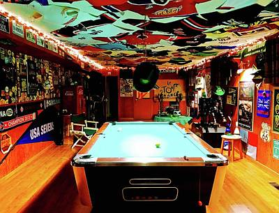 Photograph - Man Cave by Brian Sereda
