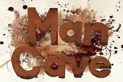 Photograph - Man Cave by Donna Kennedy