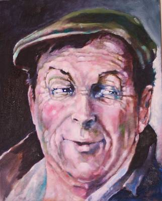 Painting - Man From Dingle by Kevin McKrell
