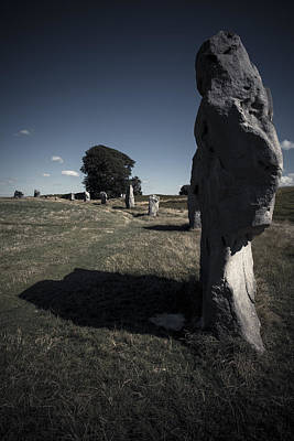 Photograph - Man In Stone by Stewart Scott