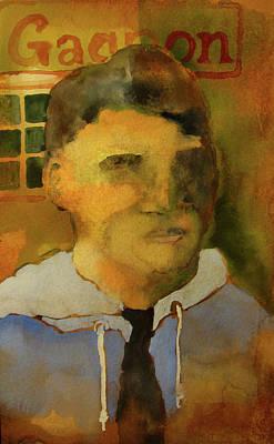 Man In Trois-rivieres Original by James Huntley