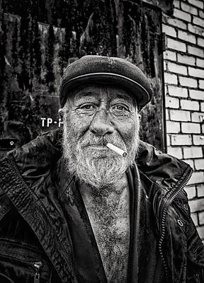 Bashkortostan Photograph - Man Of Freedom by John Williams