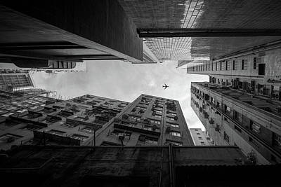 Photograph - Man With Airplane Heart by Brenden King