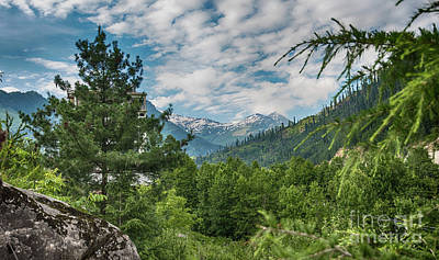 Photograph - Manali In Summer by Pravine Chester