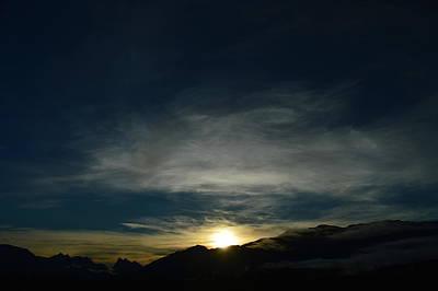 Photograph - Manastash Sunrise by Brian O'Kelly