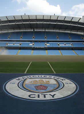 Photograph - Manchester City Fc by David Birchall
