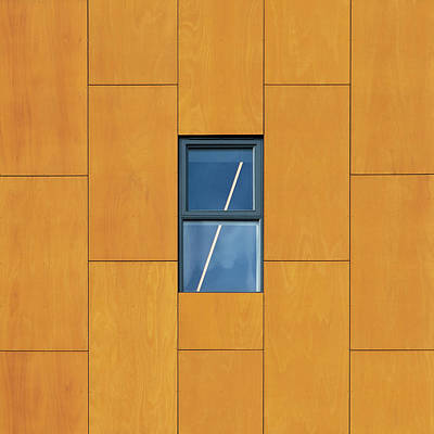 Manchester Windows 2 Art Print