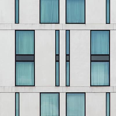Photograph - Liverpool Windows 1 by Stuart Allen