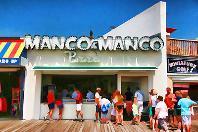 Photograph - Manco And Manco by Allen Beatty