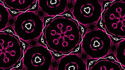 Digital Art - Mandala 11 by Riana Van Staden