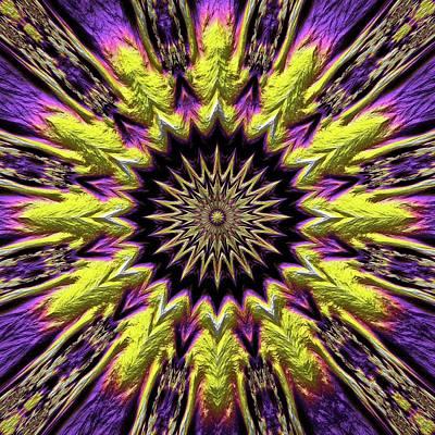 Digital Art - Mandala 574535 by Robert Thalmeier
