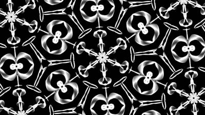 Digital Art - Mandala 8 by Riana Van Staden