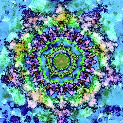 Mandala Art 1 Art Print